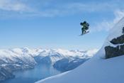 Stranda skiing