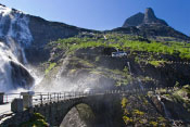 Trollstigen road