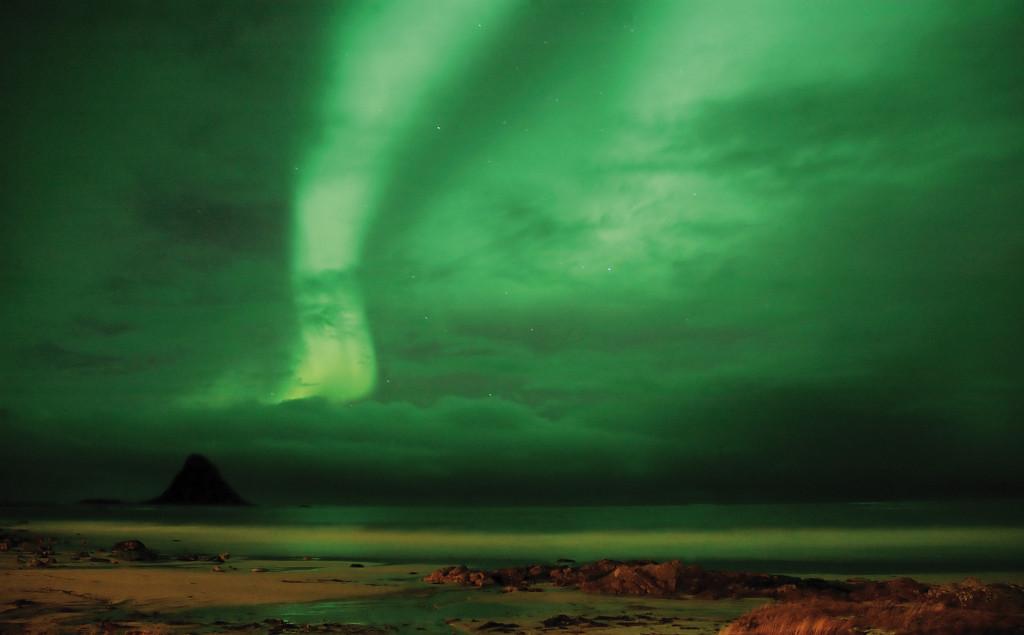 Pg 8 - Northern Lights